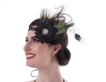 The Spinning Duchess Headband
