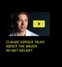 Claude Giroux Talks About The Re-akt