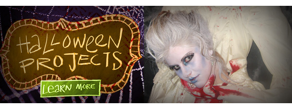 Halloween Project PDFs