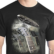 Tribut Apparel - Attack of the Killer Guitars (Unisex)