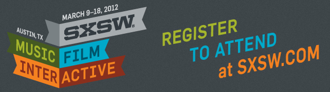SXSW Register to Attend